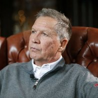 'Final straw': Republican John Kasich says he supports impeachment