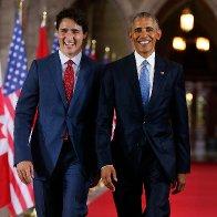 GOLDSTEIN: Obama the hypocrite endorses Trudeau