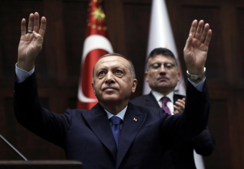 Erdogan's Ambitions Go Beyond Syria. He Says He Wants Nuclear Weapons.