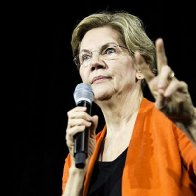 Warren says withholding aid to Israel is 'on the table' to curb settlements