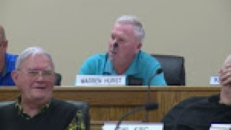 County Official Rants About A 'Queer' Running For President, Loss Of White Men's Rights
