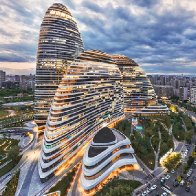 WEIRD AND FASCINATING ARCHITECTURE IN CHINA