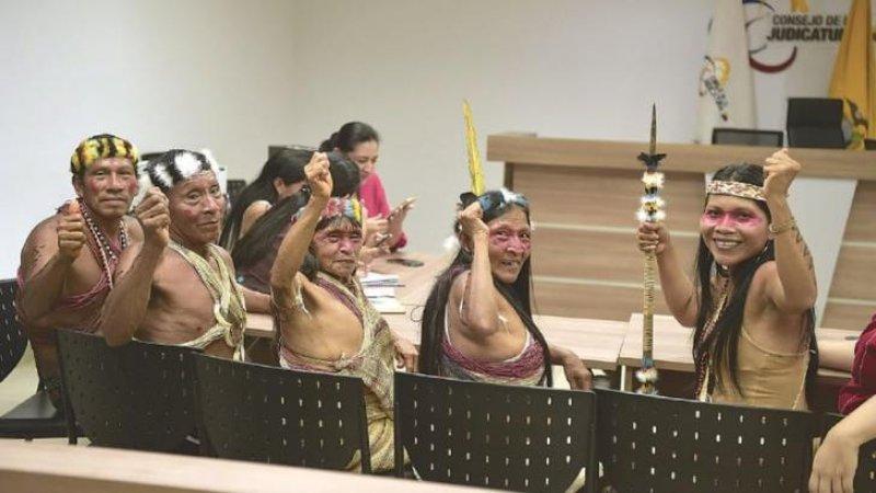 Amazon Tribe Wins Lawsuit Against Big Oil, Saving Millions Of Acres Of Rainforest