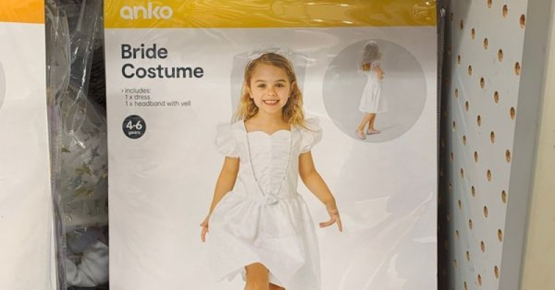 Kmart removes 'beyond inappropriate' children's costume after backlash from parents