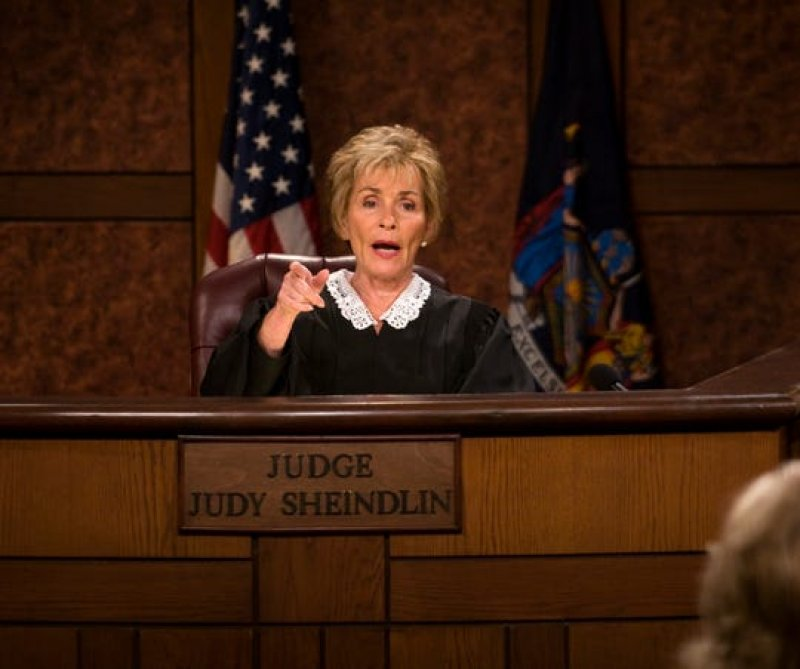 Judge Judy Endorses Michael Bloomberg For President