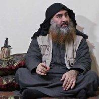 Trump says Islamic State leader Abu Bakr al-Baghdadi blew himself up as U.S. troops closed in