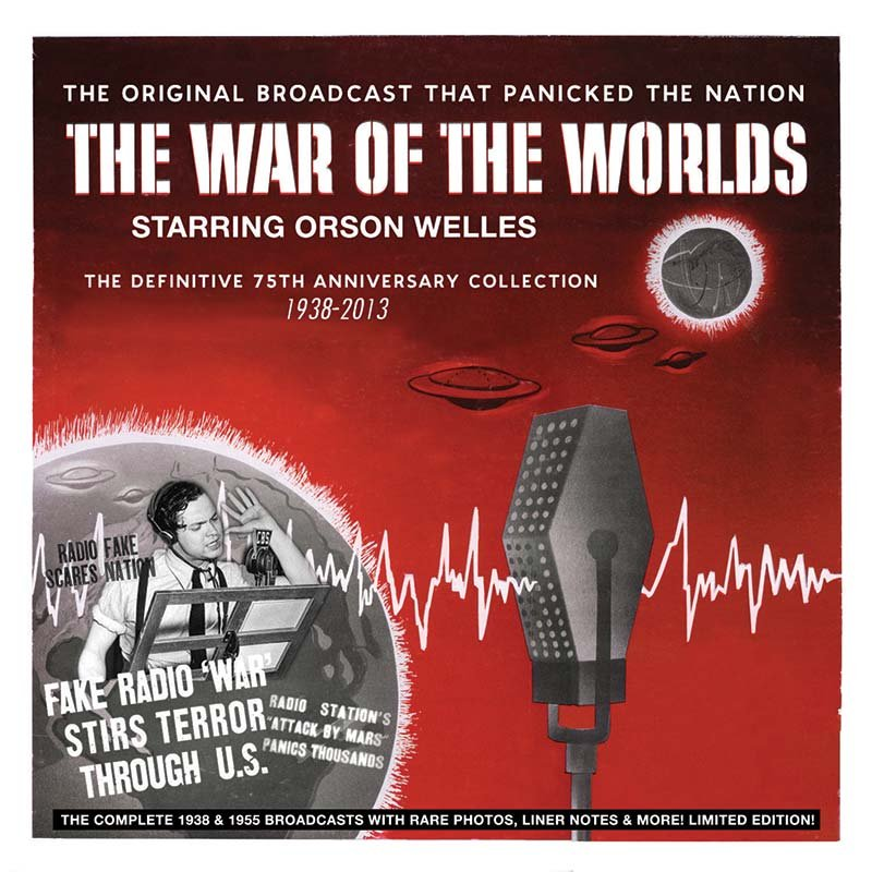 It's been 81 years since Orson Welles' 'War of the Worlds' radio broadcast terrified the nation