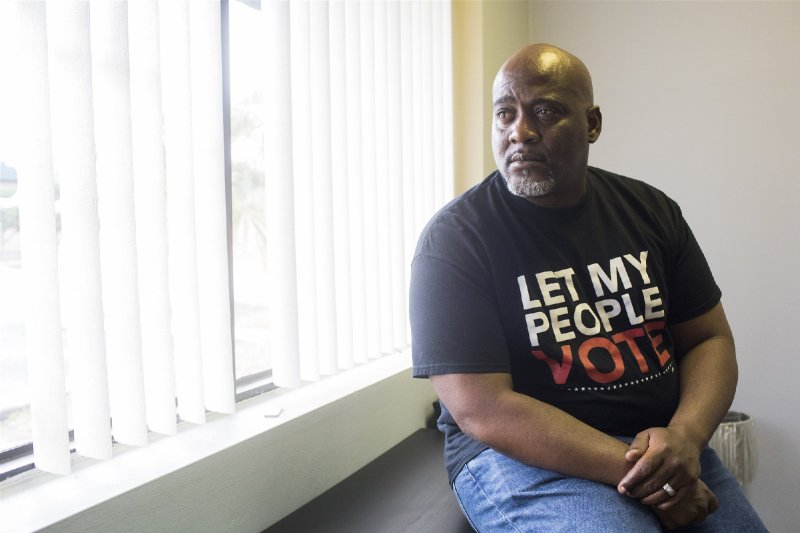 Ex-felons vote in Florida after overcoming prison — and the GOP