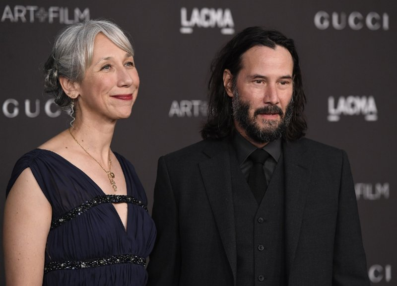 What Keanu Reeves dating 'age-appropriate' Alexandra Grant reveals about sexism and ageism in Hollywood
