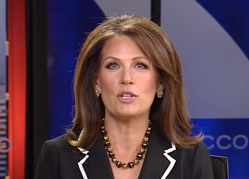 Michele Bachmann: Climate Change is a 'fraud' because God promised Noah there'd be no more floods