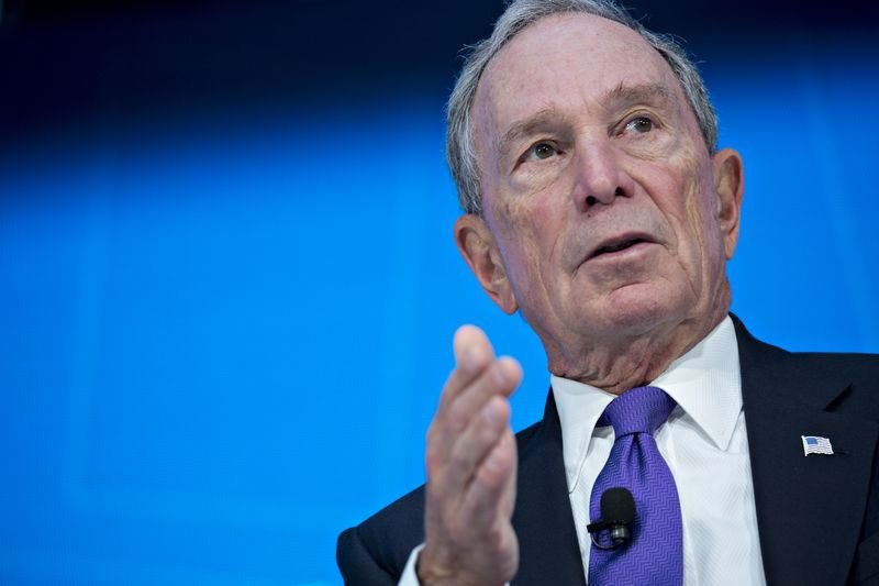 Michael Bloomberg Files Papers for Alabama Democratic Primary