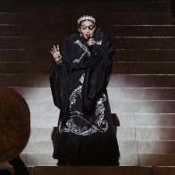 Madonna is frequently hours late for concerts, a fan says. He's suing.