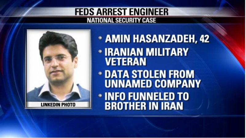 FBI: Ypsilanti engineer sent confidential info to brother connected to Iran's nuclear weapons industry