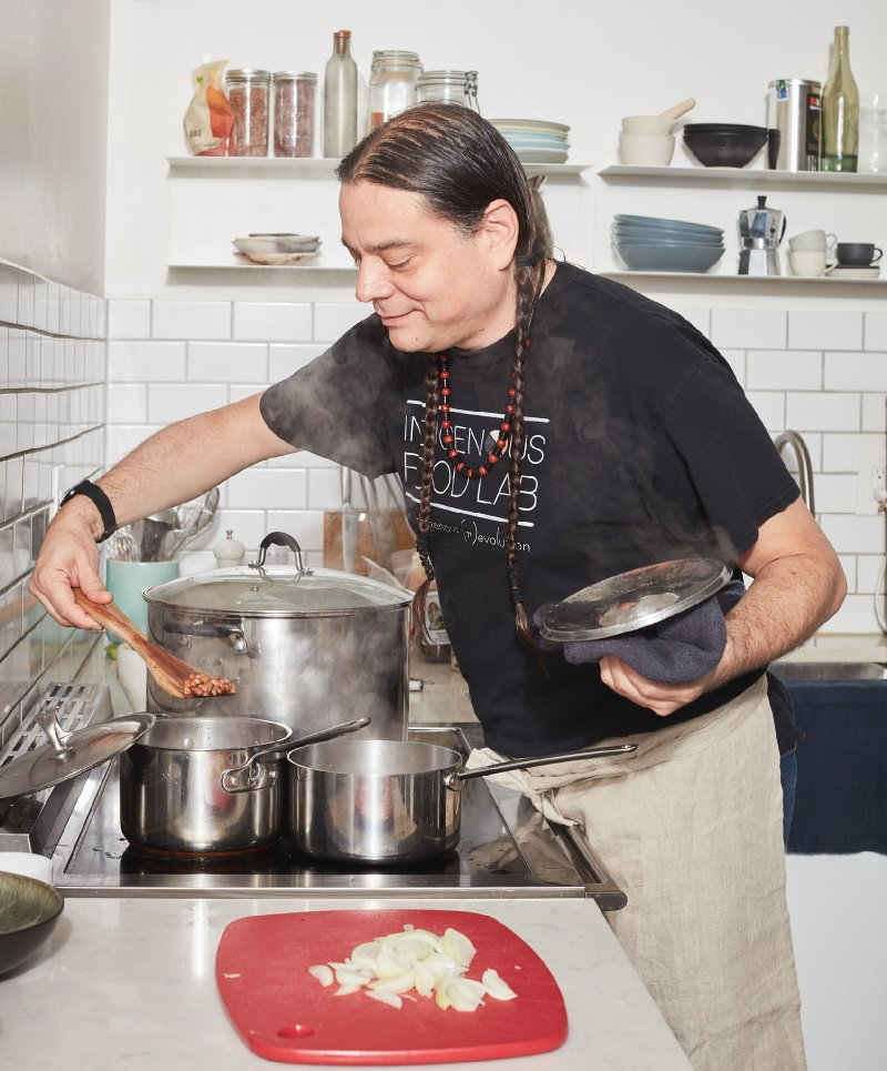 Sean Sherman's (The Sioux Chef) 10 Essential Native American Recipes - Native American Heritage Month