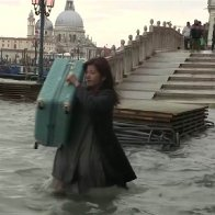 Venice's devastating floods are the 'canary in a coal mine' for coastal cities worldwide