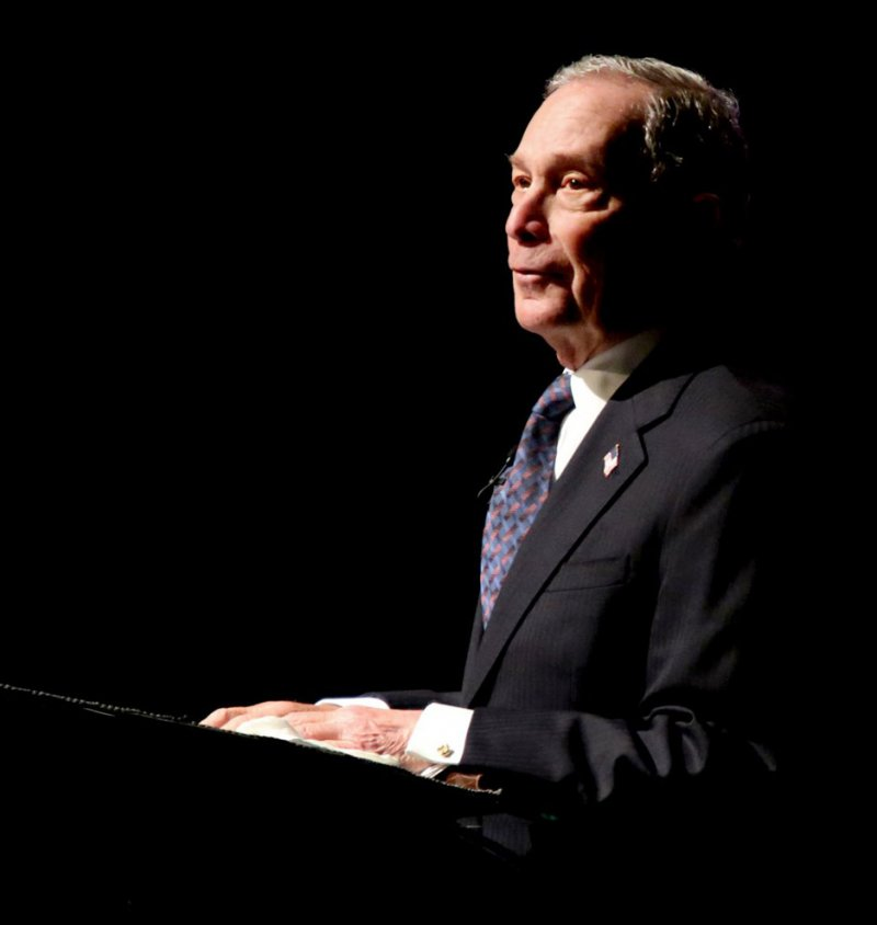 Michael Bloomberg launches 2020 presidential bid