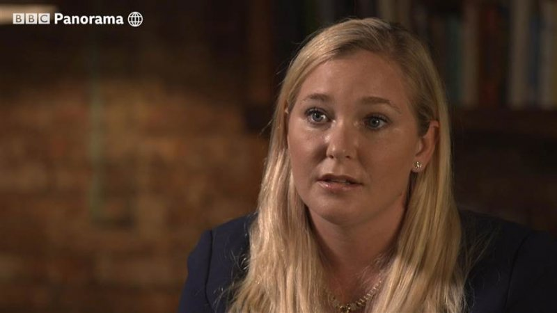 Prince Andrew's accuser speaks out in first U.K. interview