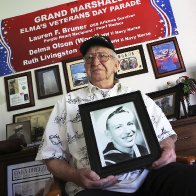 Pearl Harbor veteran's interment to be last on sunken Arizona