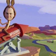 Looney Tune Left: Schiff Hits the Fan