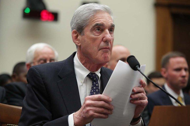 Robert Mueller's Dossier Dodge