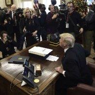 Trump's tax cut was a mammoth fraud