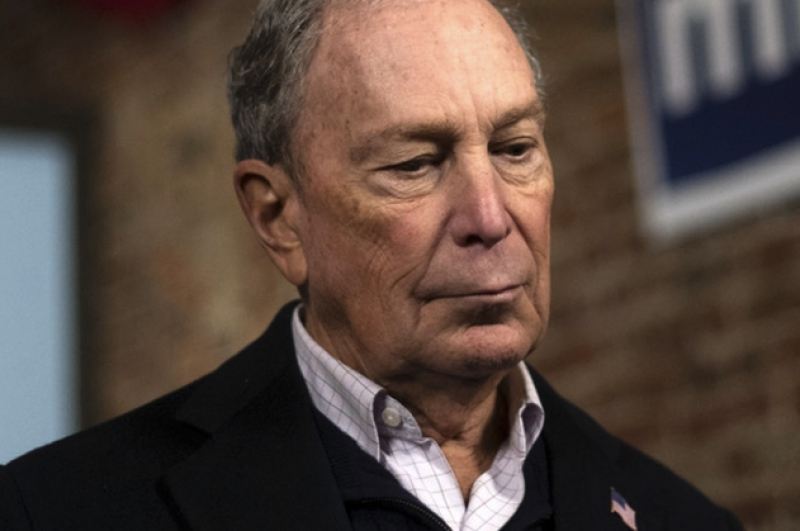 Bloomberg Used Prison Labor To Make 2020 Campaign Phone Calls
