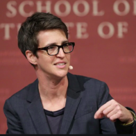 Rachel Maddow rooted for the Steele dossier to be true. Then it fell apart.