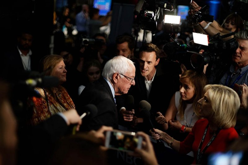 Democratic insiders: Bernie could win the nomination