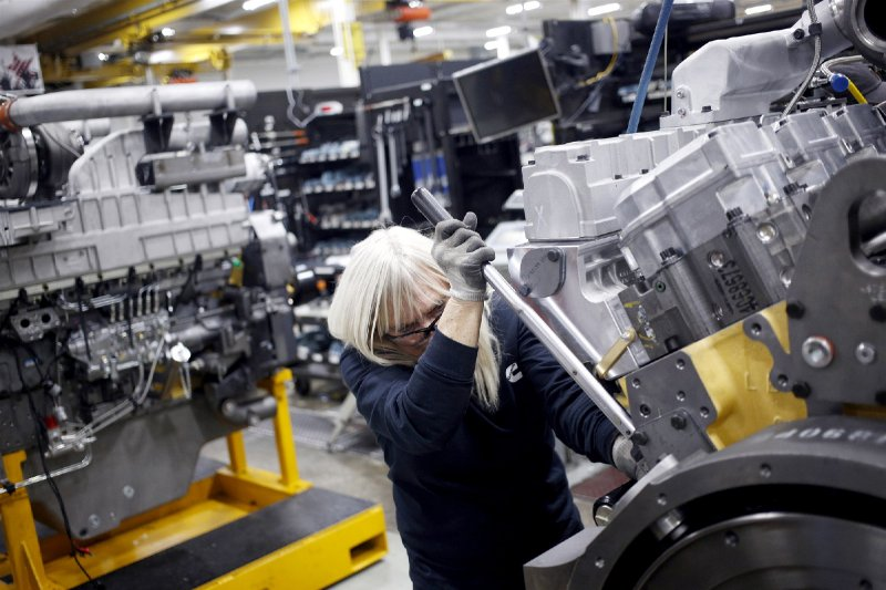 Tariffs contribute to job losses in American manufacturing, Fed report shows