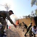 Iraq Protesters Break Into U.S. Embassy Compound in Baghdad