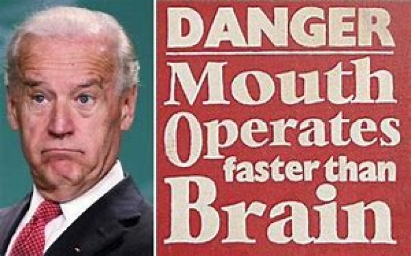 Biden proves the stupidity of Dems 'obstruction of Congress' charge against Trump
