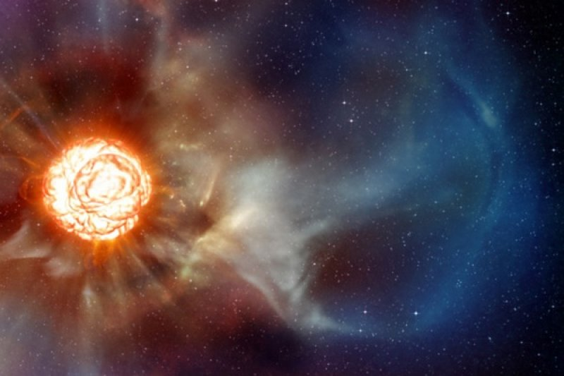 Possible Supernova Alert - Betelgeuse's bizarre dimming has astronomers scratching their heads