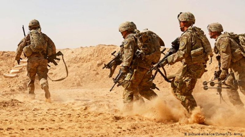 Iraq: US civilian killed in attack on military base, 12/28/2019
