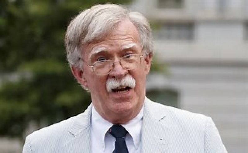 Pelosi's strategy pays off: Now bring in Bolton