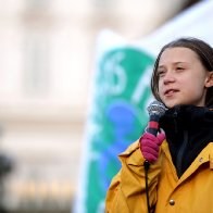 Greta Thunberg responds to Meat Loaf comment that she's been 'brainwashed'