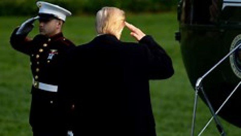 Trump's ignorance has created an international crisis