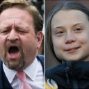 'Pervert' Gorka Ripped For 'Gross' Joke About Greta Thunberg's Body