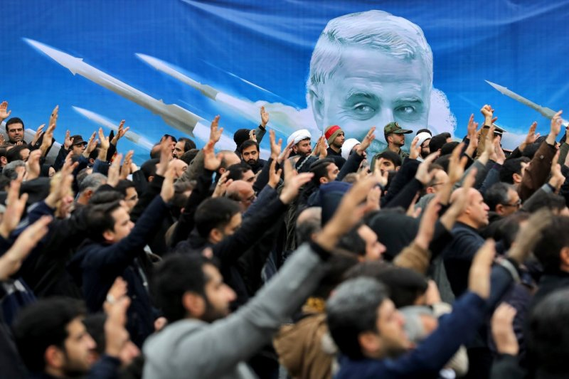 Millions of Americans devastated to learn they were ardent fans of Soleimani this whole time