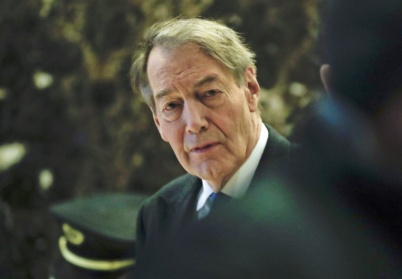 Charlie Rose, ex-CBS anchor, admits to workplace relationships, flirting