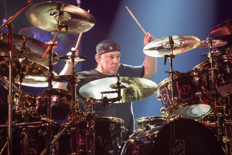 Neil Peart, drummer and lyricist for rock band Rush, dies at 67