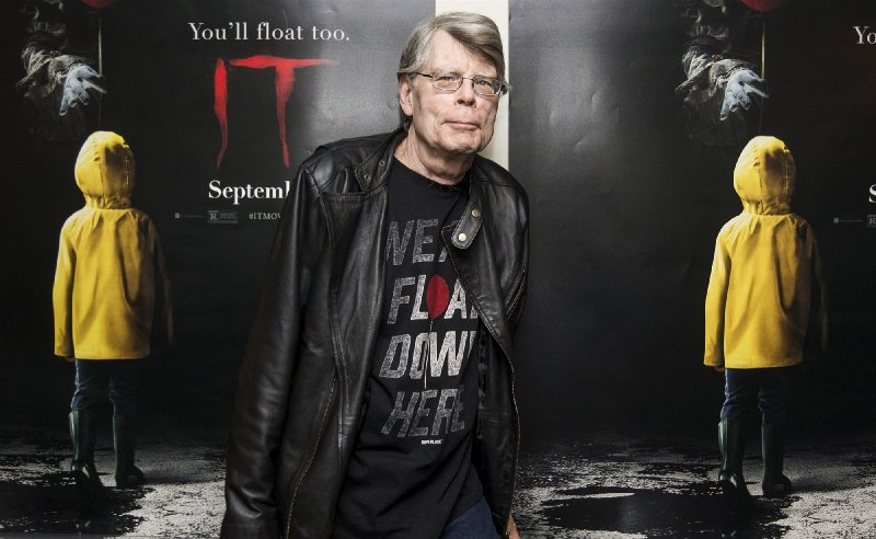 Stephen King backtracks on diversity comments after criticism