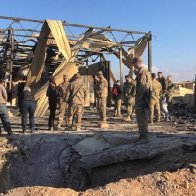 11 US troops injured in Iran missile strikes on Iraqi bases