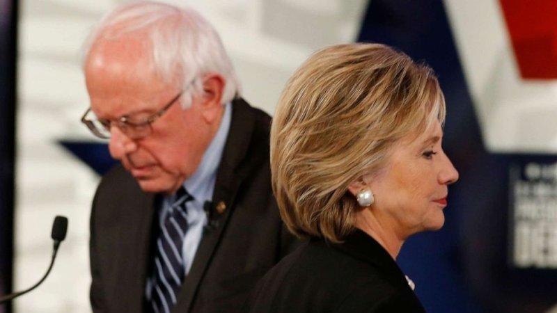 Hillary Clinton on Sen. Bernie Sanders: 'Nobody likes him'