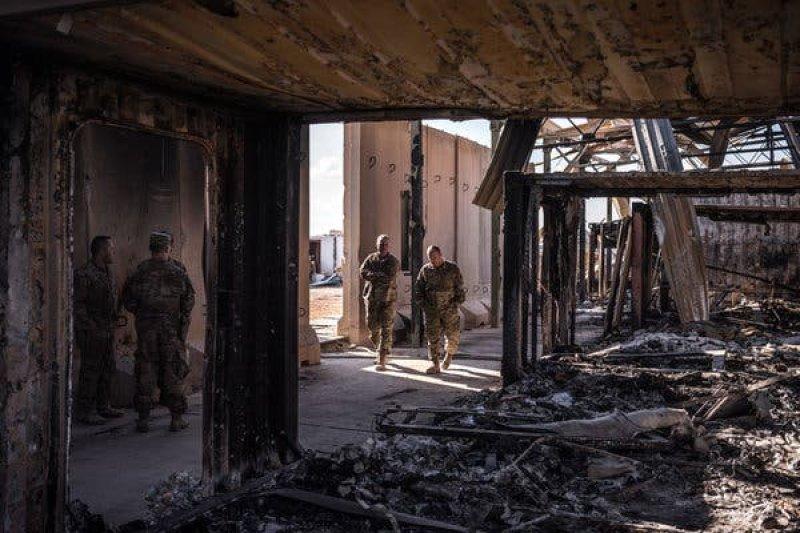 Trump Dismisses Troops' Possible Brain Injuries as 'Headaches'