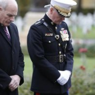 'I could've f------ gone!': Trump blamed John Kelly for his own decision to bail on a WWI memorial visit, according to a new book