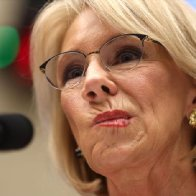 Teachers union sues Betsy DeVos for overturning Obama-era rule
