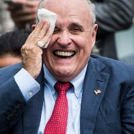 Where Is Rudy's Evidence? Trump Is Drowning And Needs A Lifeline