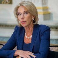 Trump official Betsy DeVos says being pro-choice is akin to supporting slavery