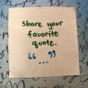 What Is Your Favourite Quotation?