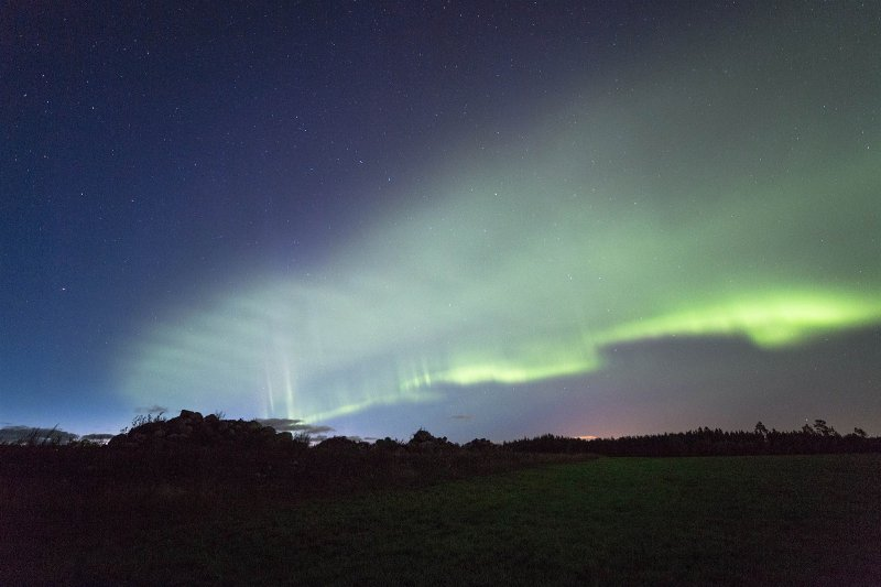 A new aurora? Researchers say 'the dunes' aren't like the usual lights in the sky
